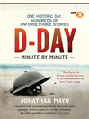 D-Day (eBook): Minute by Minute